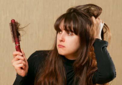 Cara Alami Mengatasi Rambut Rontok