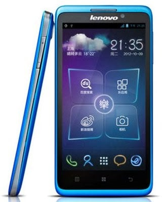 Lenovo IdeaPhone S720