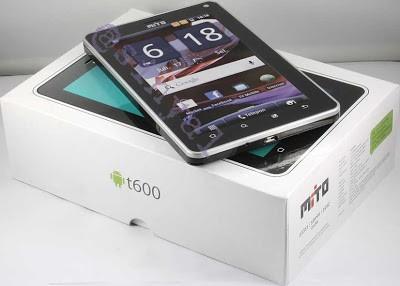 Harga dan Spesifikasi Tablet Mito T600