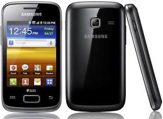 Cara Root HP Samsung Galaxy Young