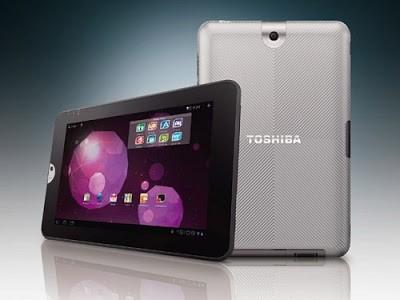 Harga dan spesifikasi Tablet Toshiba Thrive