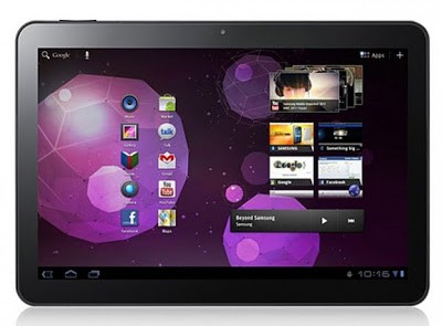Cara Root Tablet Samsung Galaxy Tab 8.9 (P7300)
