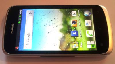 Cara root Huawei Ascend G300