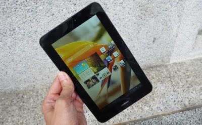 Harga dan Spesifikasi Huawei MediaPad 7 Vogue