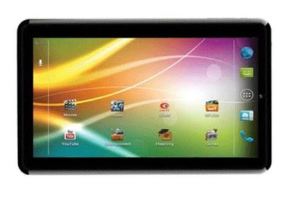 Harga dan Spesifikasi Micromax FunBook 3G P600