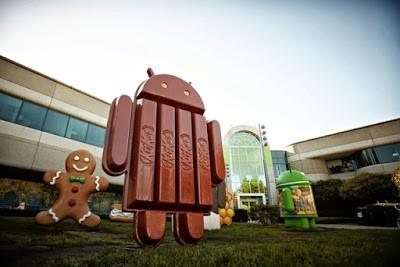 Android Kit Kat datang dengan beragam keunggulan