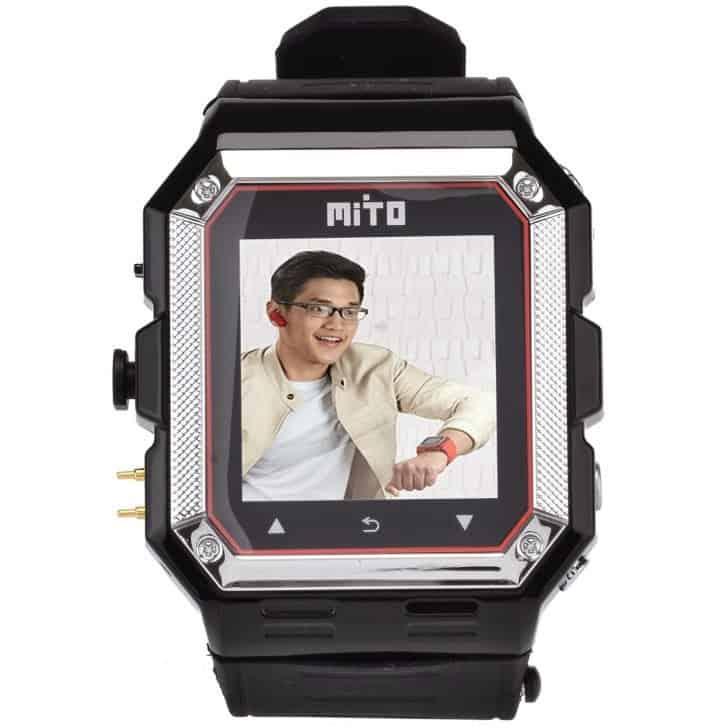 Spesifikasi dan Harga Mito S500 Ponsel Jam Tangan
