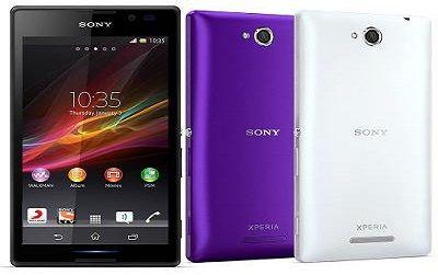 Harga Sony Xperia C Dual Sim Dan Spesifikasi Terbaru 2014