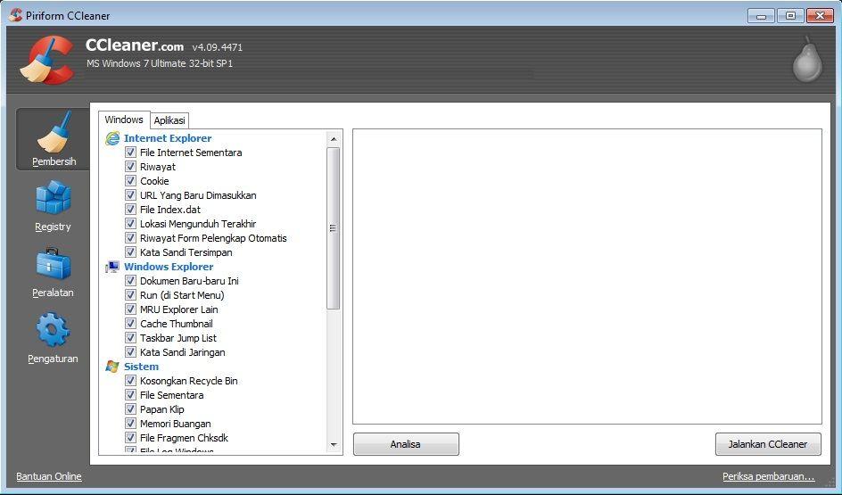 Cara Membersihkan File Sampah di Windows