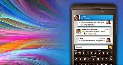 Merubah Tampilan BBM Android