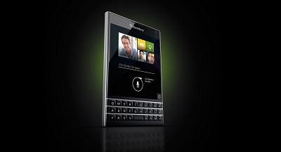 Review Blackberry Passport