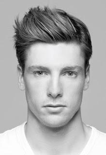 model gaya rambut pria wajah kotak