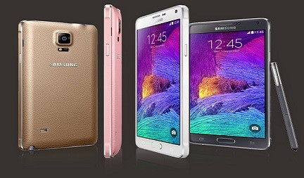 Harga dan Spesifikasi Samsung Galaxy Note