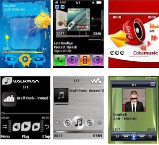 Kd player aplikasi pemutar musik mp3 handphone java