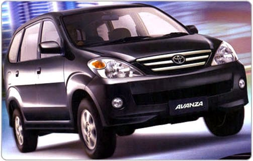 Kelebihan dan Kelemahan Mobil Toyota Avanza