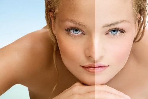 cara mempercantik wajah secara alami