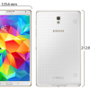 Review Galaxy Tab S 8.4 SM-T705