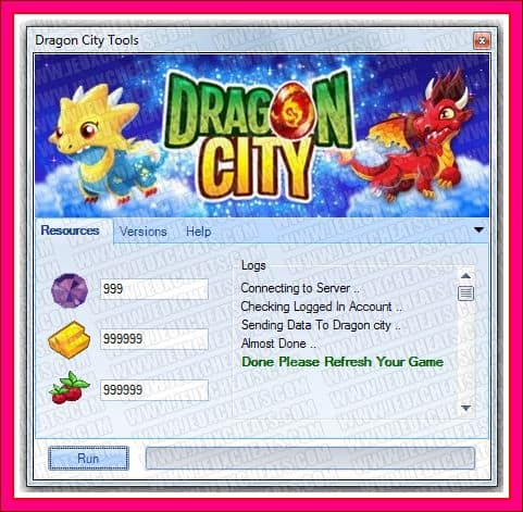 cheat dragon city