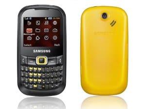 Hp harga dibawah 1 juta Samsung B3210 Corby TXT