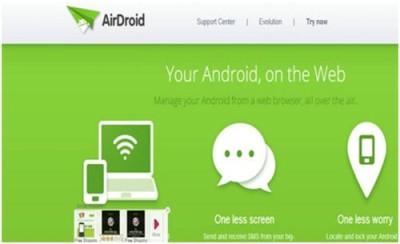 transfer data dari pc ke android tanpa kabel data