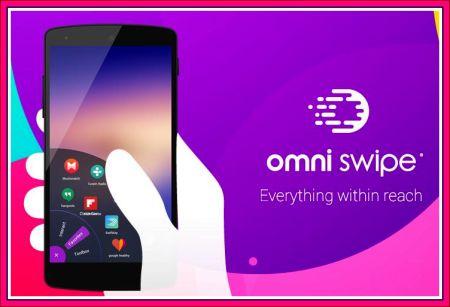 aplikasi android terbaik omni swipe
