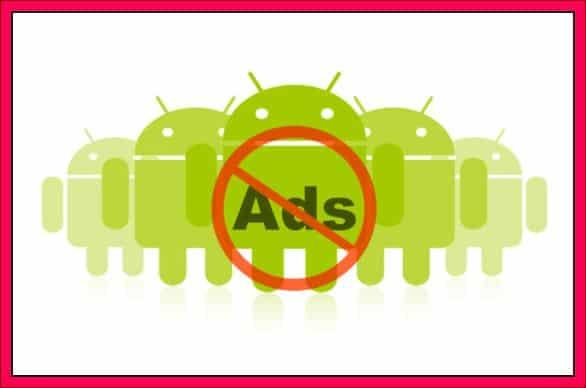 cara menghilangkan iklan di android yang sangat mengganggu tanpa root