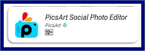 aplikasi android kamera picsart