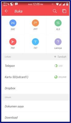 aplikasi wps office dapat membukan banyak jenis file