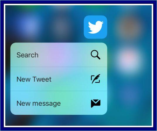 aplikasi iphone dengan fitur 3d touch