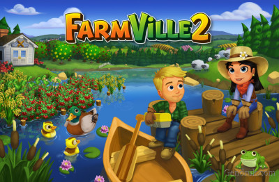 Game Farmville 2
