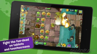 Plants Vs. Zombies android
