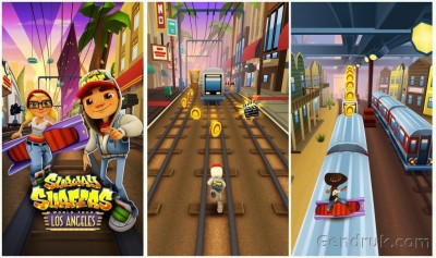 Subway Surfers android
