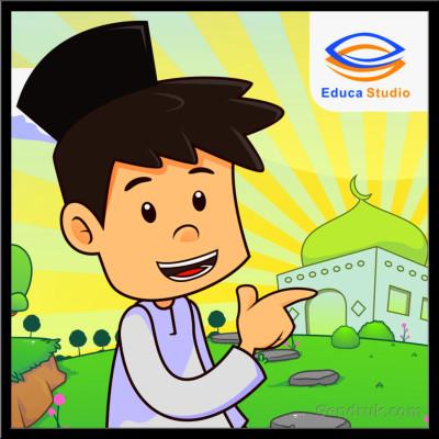 aplikasi edukasi islam anak Marbel Belajar Sholat