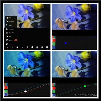 aplikasi edit foto terbaik android PicsArt