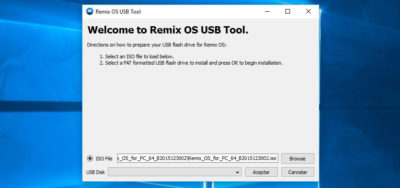 Cara Instal Remix OS Android di Virtual Machine
