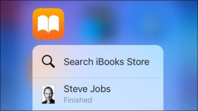 Fitur Baru iOS 9.2 ibooks