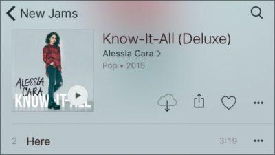 Fitur Baru iOS 9.2 playlist apple music