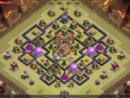Base Home TH 8 Trophy Paling Ampuh, Cocok Untuk Clan Wars