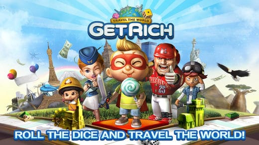 game android Line Let's Get Rich