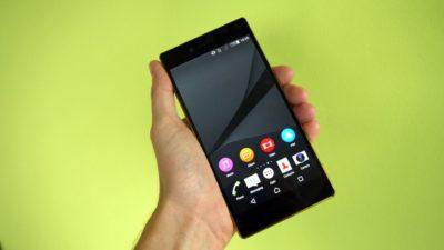 Review Sony Xperia Z5 Premium