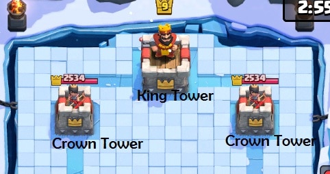 Tower Clash Royale