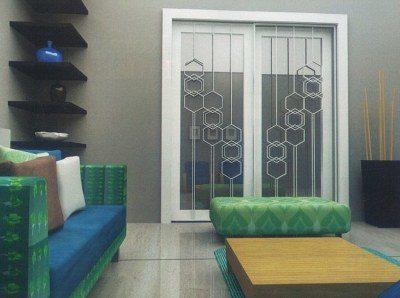 desain teralis jendela
