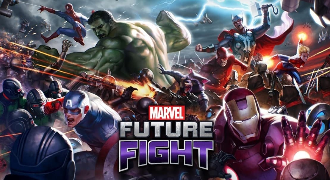Review Game Marvel Future Fight