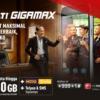 Daftar Paket Internet Simpati GIGAMAX Terbaru