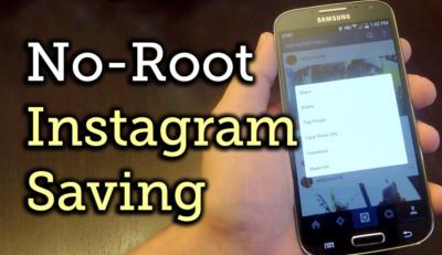 Trik Menyimpan Foto dan Video Yang Ada di Instagram
