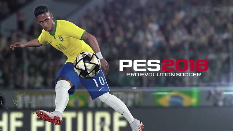 Game PPSSPP Android PES 2016