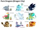 Cara mendapatkan Pure Dragon dan Pure Element Dragon