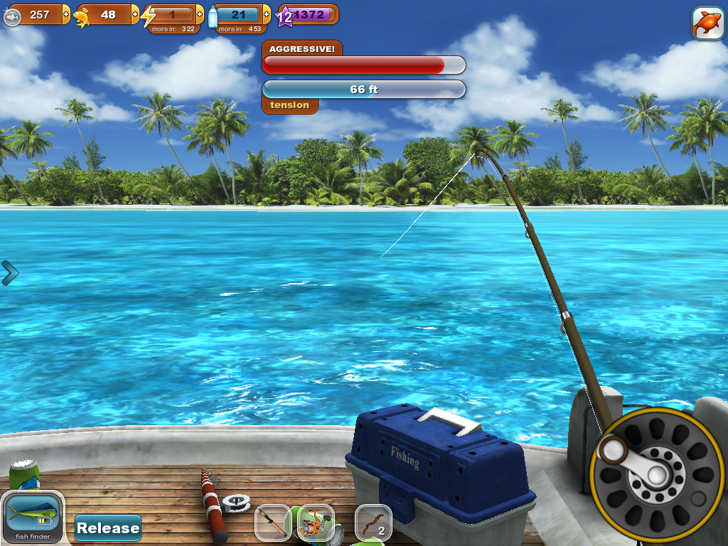 The Fishing Club 3D