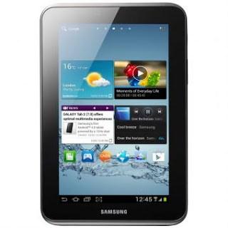 Samsung Galaxy Tab 2 7.0 Espresso 3G+Wi-Fi - 16 GB