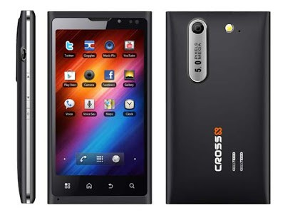 Harga dan Spesifikasi Tablet Cross A7